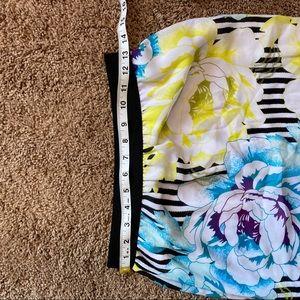 Worthington Skirts - Worthington Floral Skirt